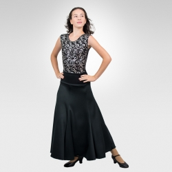 Ballroom & Latin dance skirt