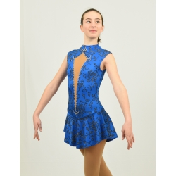 Oriental Competition figure skating dress