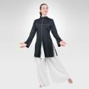 Sanctity long sleeve dance tunic