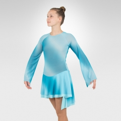 Heaven figure skating dress