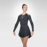 Eire figure skating long sleeve dress