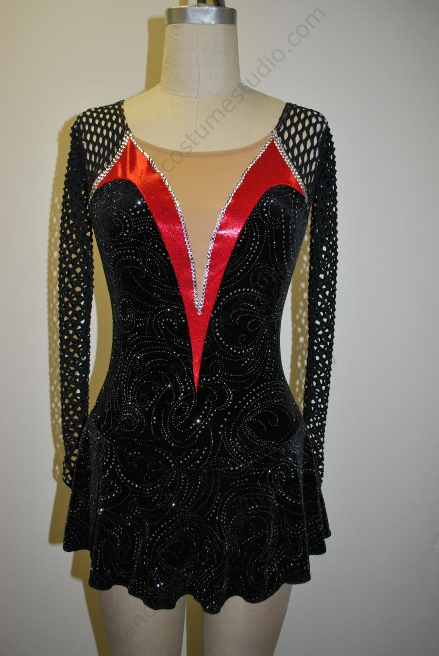 Figure Skating Dresses - Performing Outfit Design Studio