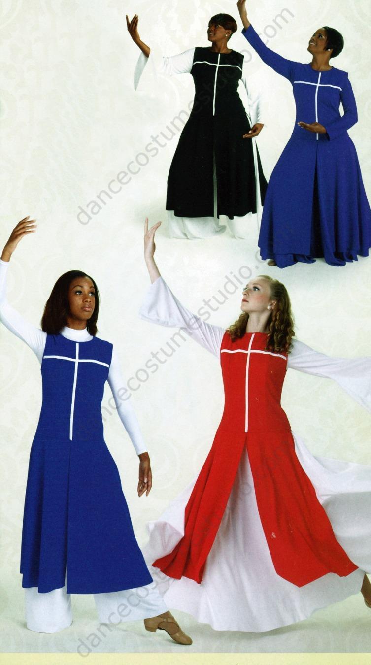 creative praise dance outfit 12