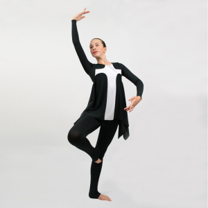 Everlasting Praise Dancewear Overlay Tunic