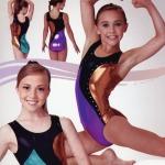 Fraction Gymnastics Leotatd