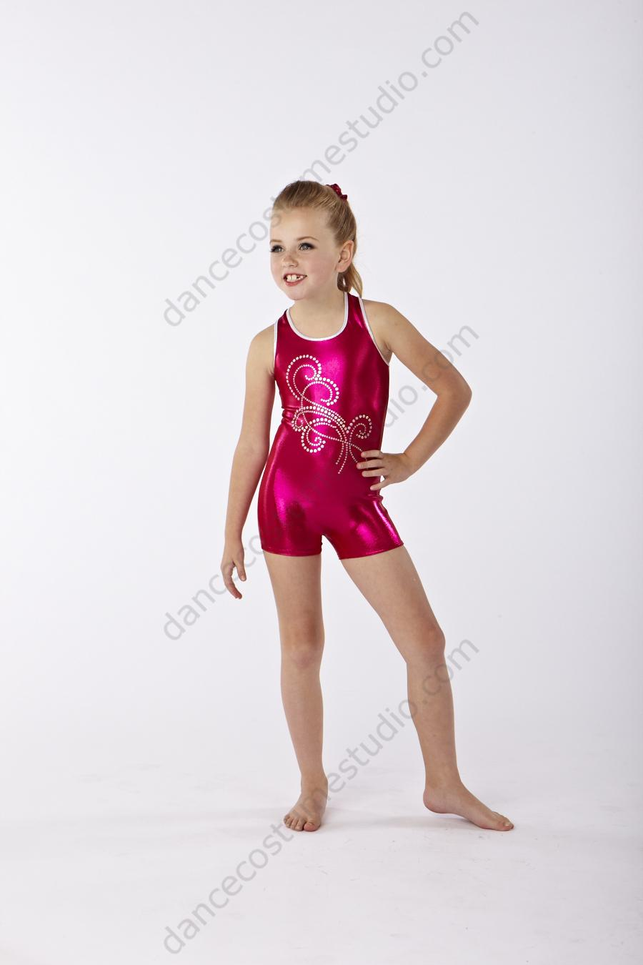 gymnastics leotards and biketards  performing outfit