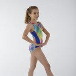 Gymnastics Plaid Leotard