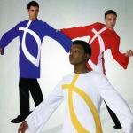 Ichthys Men's liturgical Dance Tunic