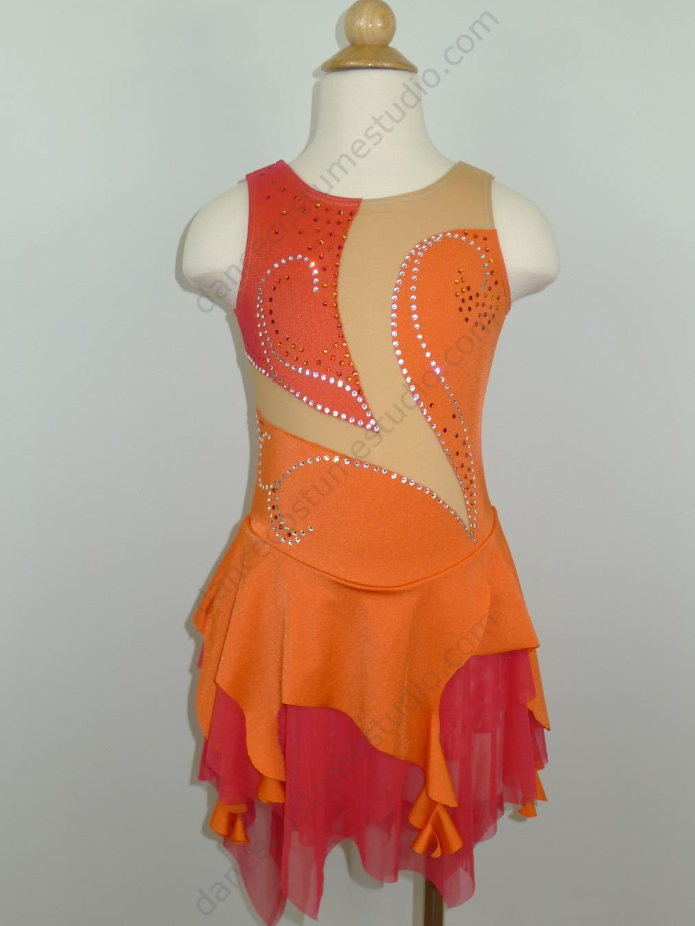 Figure Skating Dresses - Performing Outfit Design Studio