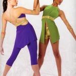 Lyrical Dance Costume Contemporary