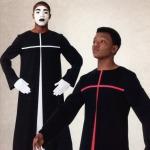 Men's Liturgical Dance Robe Praise Dancewear