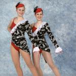 Modern Tap Dance Costume Montmartre