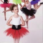 Multicolor Dance Tu-Tu