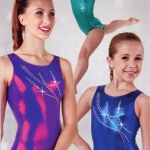 Sequence Gymnastics Leotard