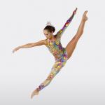 Swirl World Dance Costume