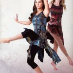 Tie-Dyed Lyrical Dance Dress Contemporary
