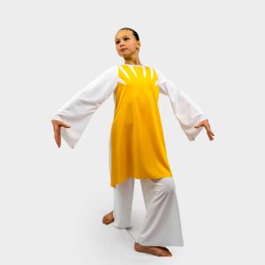 Sunrise Liturgical Dancewear Tunic